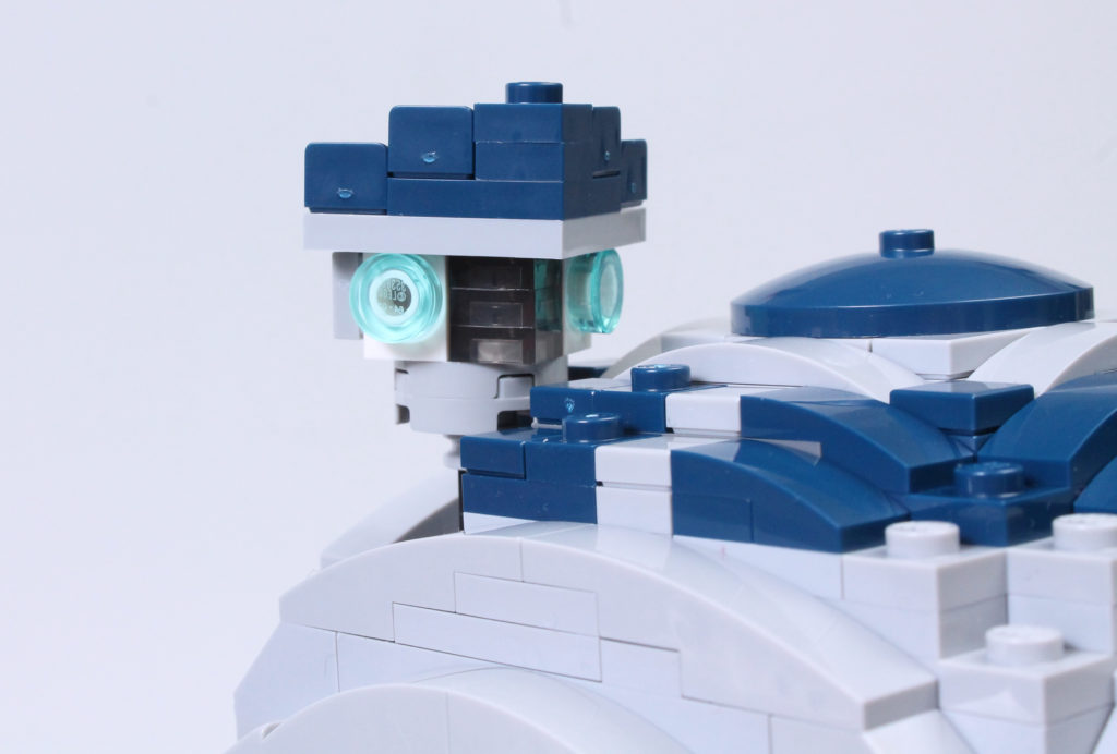 LEGO Star Wars 75308 R2 D2 Review 41