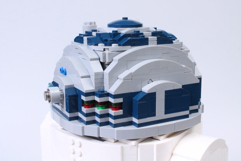 LEGO Star Wars 75308 R2 D2 Review 42