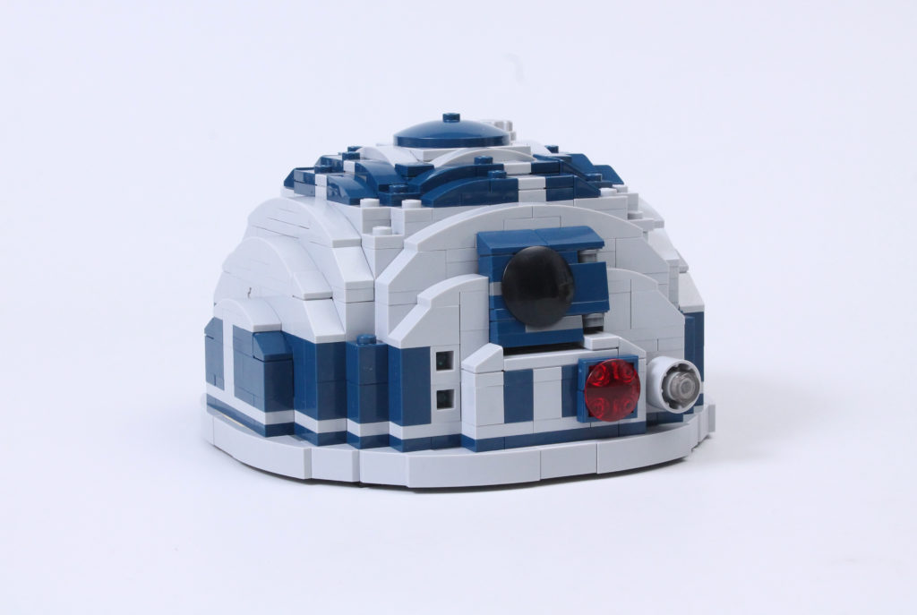 LEGO Star Wars 75308 R2 D2 Review 48