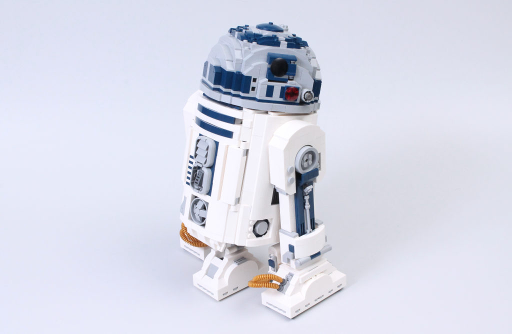 LEGO Star Wars 75308 R2 D2 Review 51