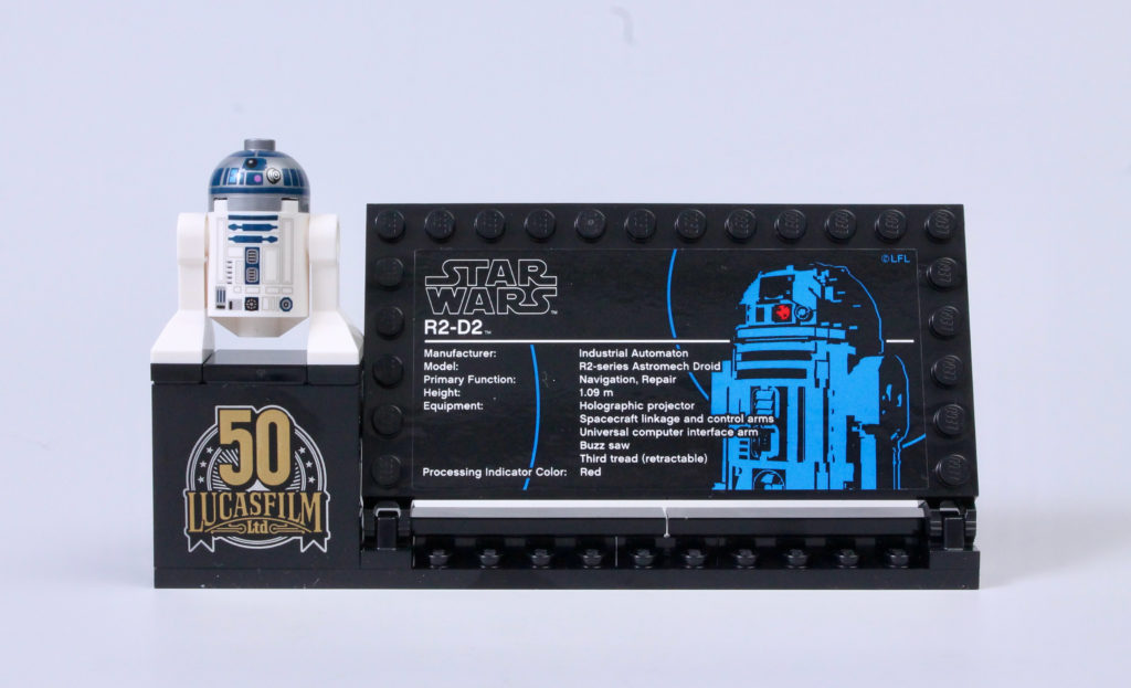 LEGO Star Wars 75308 R2 D2 Review 54