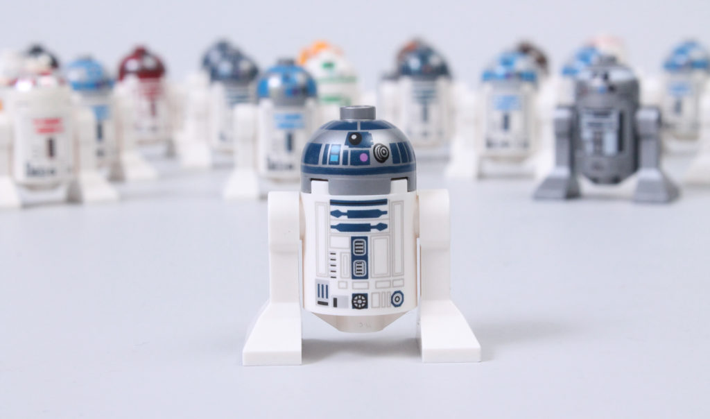 LEGO Star Wars 75308 R2 D2 Review 56