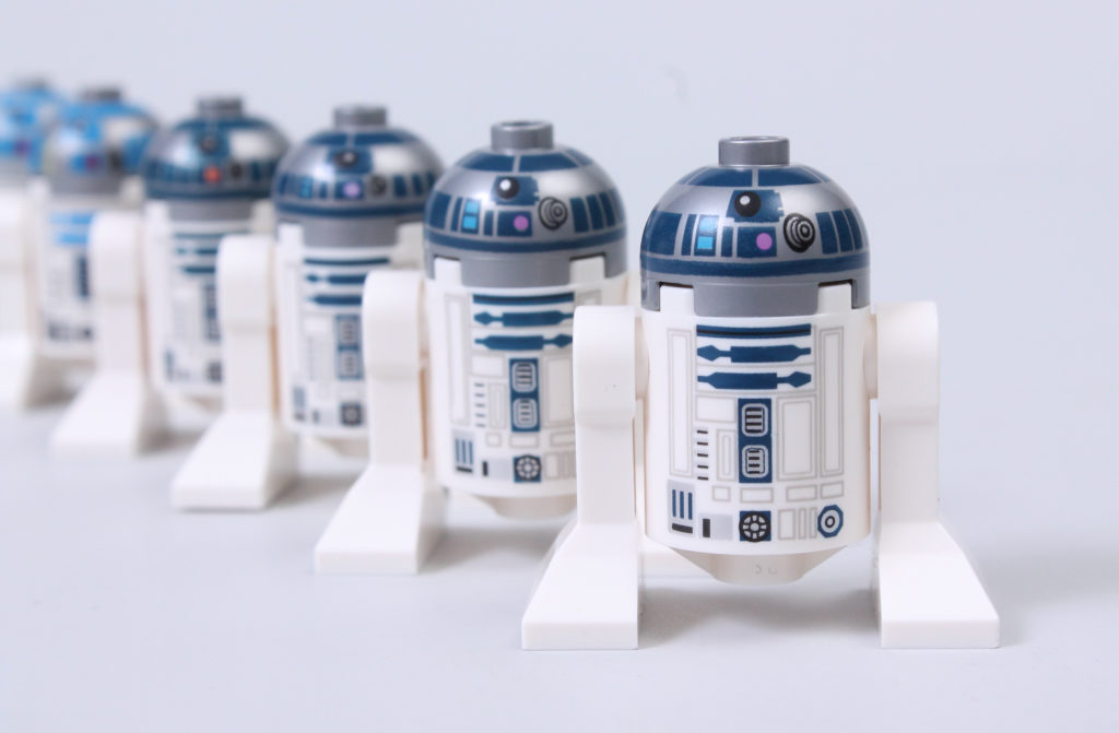LEGO Star Wars 75308 R2 D2 Review 57