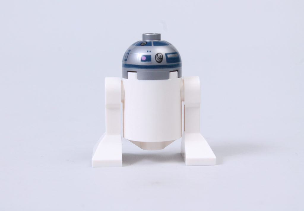 LEGO Star Wars 75308 R2 D2 Review 59