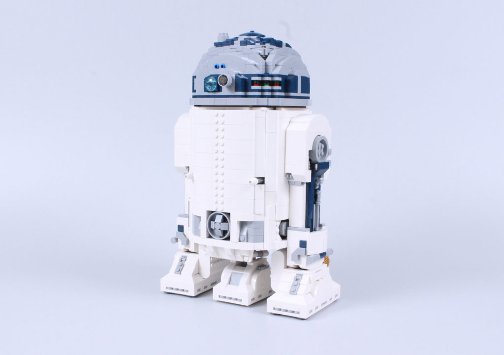 LEGO Star Wars 75308 R2 D2 Review 7