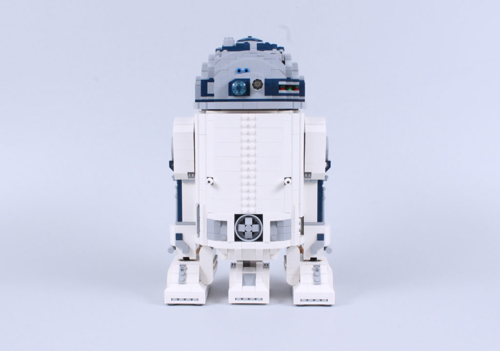 LEGO Star Wars 75308 R2 D2 Review 8