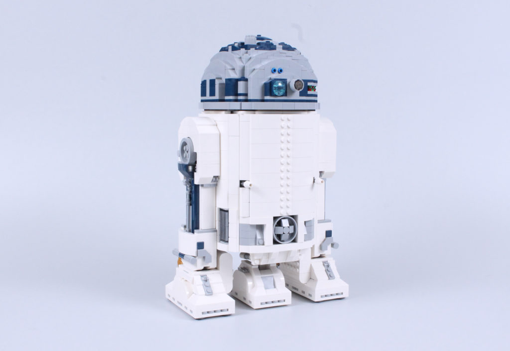 LEGO Star Wars 75308 R2 D2 Review 9