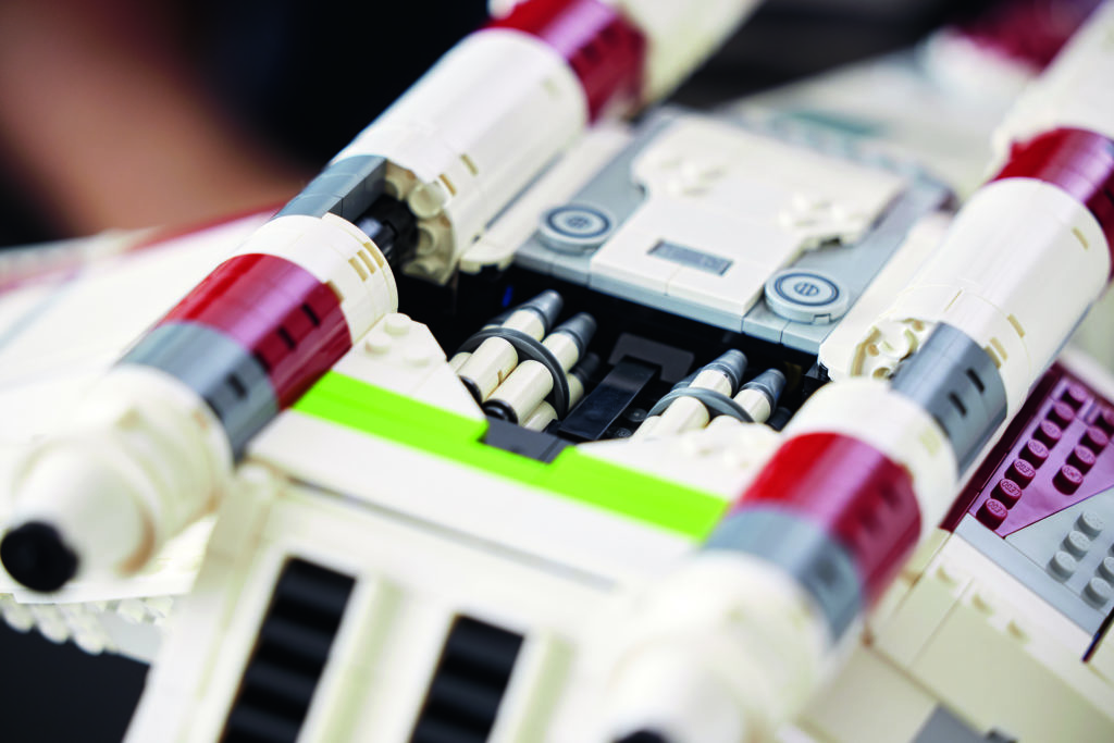 LEGO Star Wars 75309 Republic Gunship 21