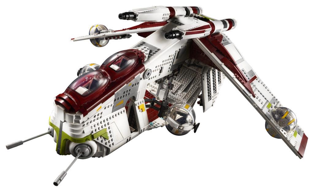 LEGO Star Wars 75309 Republic Gunship 4