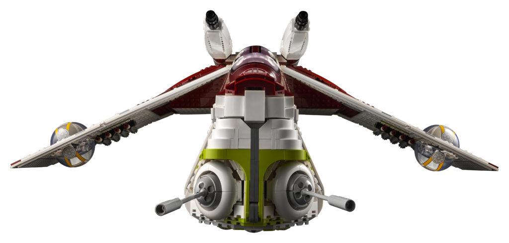 LEGO Star Wars 75309 Republic Gunship 5
