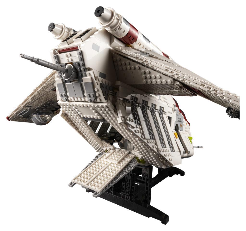 LEGO Star Wars 75309 Republic Gunship 8