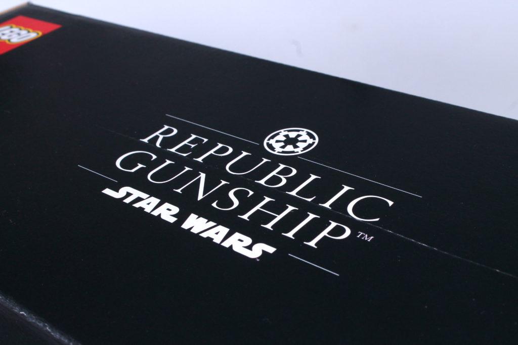 LEGO Star Wars 75309 Republic Gunship box error 1