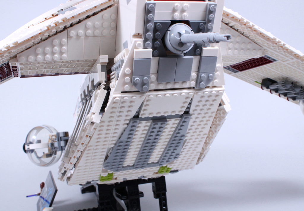 LEGO Star Wars 75309 Republic Gunship review 10