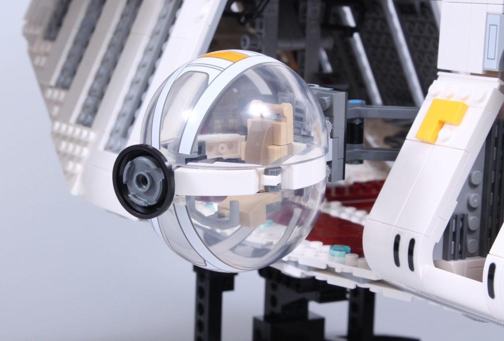 LEGO Star Wars 75309 Republic Gunship review 18