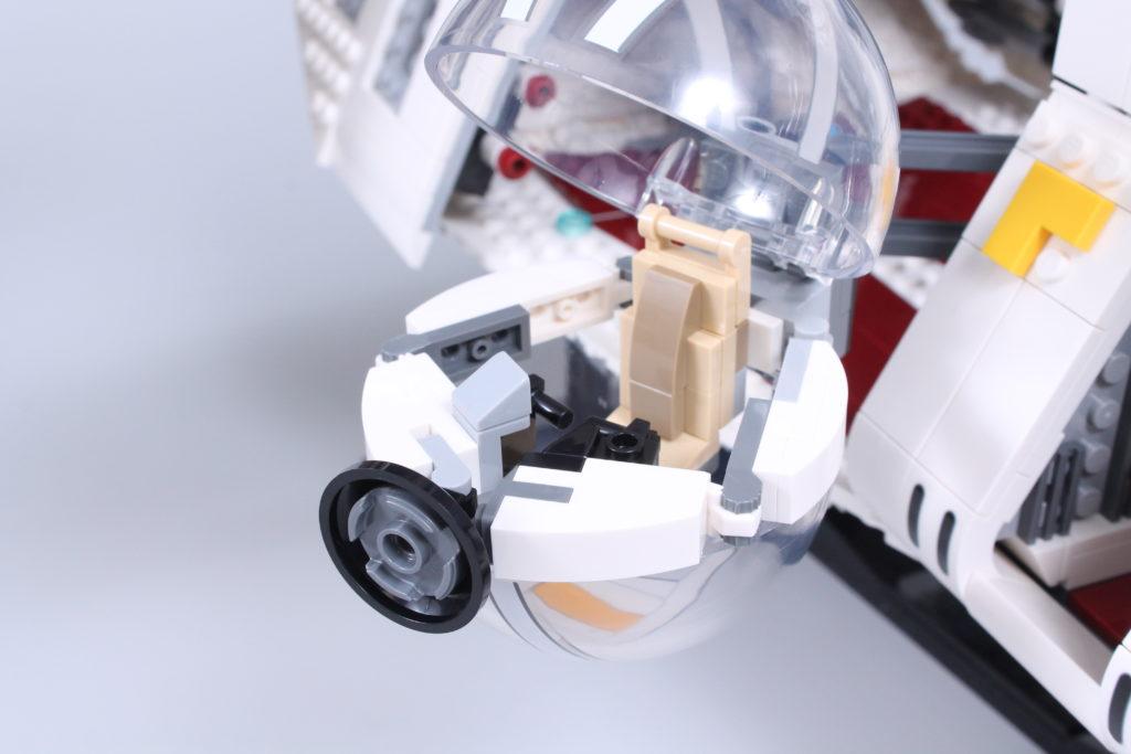 LEGO Star Wars 75309 Republic Gunship review 20