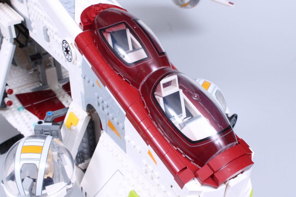 LEGO Star Wars 75309 Republic Gunship review 23