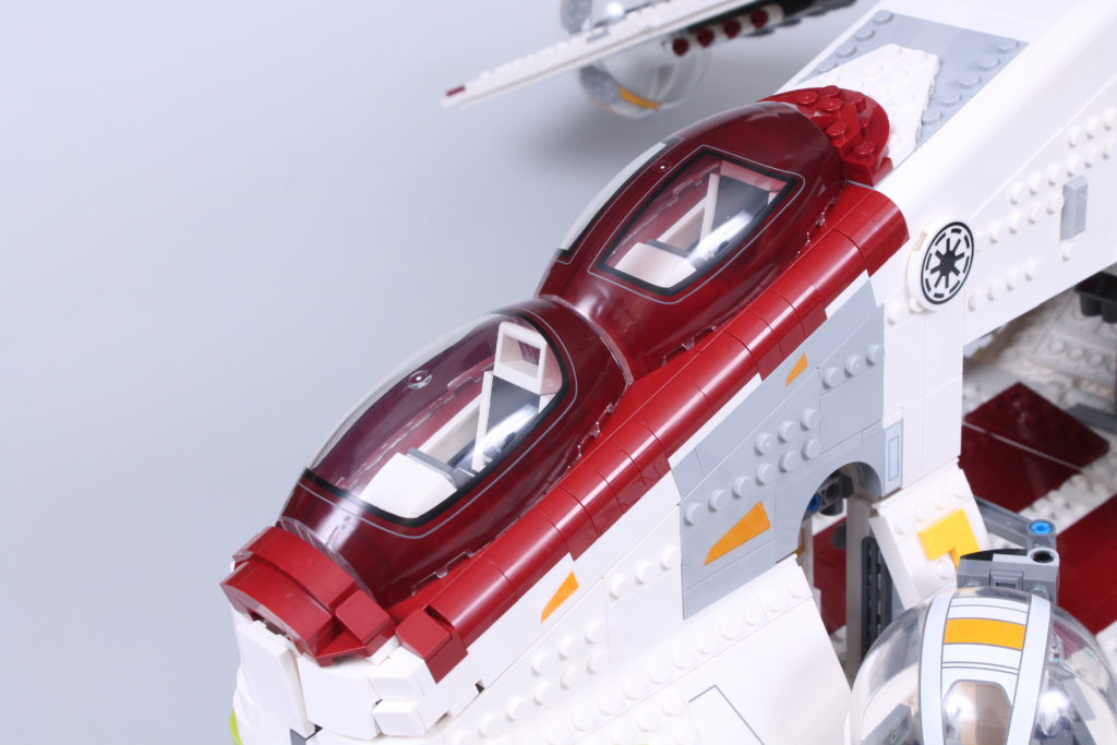 LEGO Star Wars 75309 Republic Gunship review 24