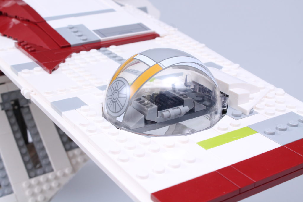 LEGO Star Wars 75309 Republic Gunship review 25