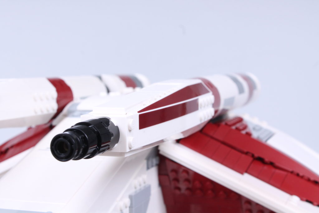 LEGO Star Wars 75309 Republic Gunship review 29