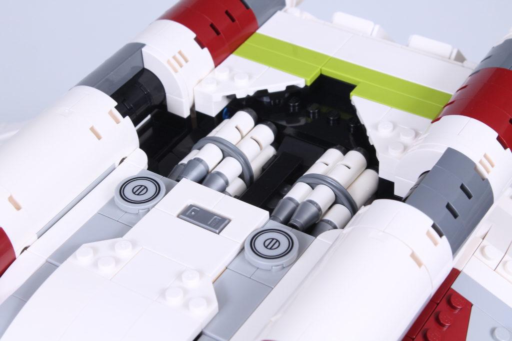 LEGO Star Wars 75309 Republic Gunship review 31