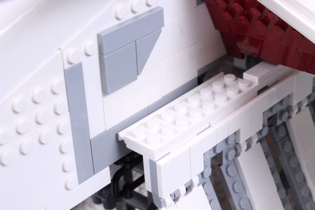 LEGO Star Wars 75309 Republic Gunship review 32