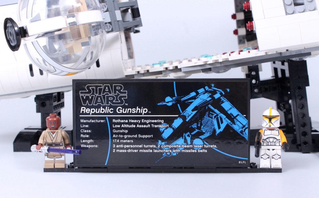 LEGO Star Wars 75309 Republic Gunship review 39