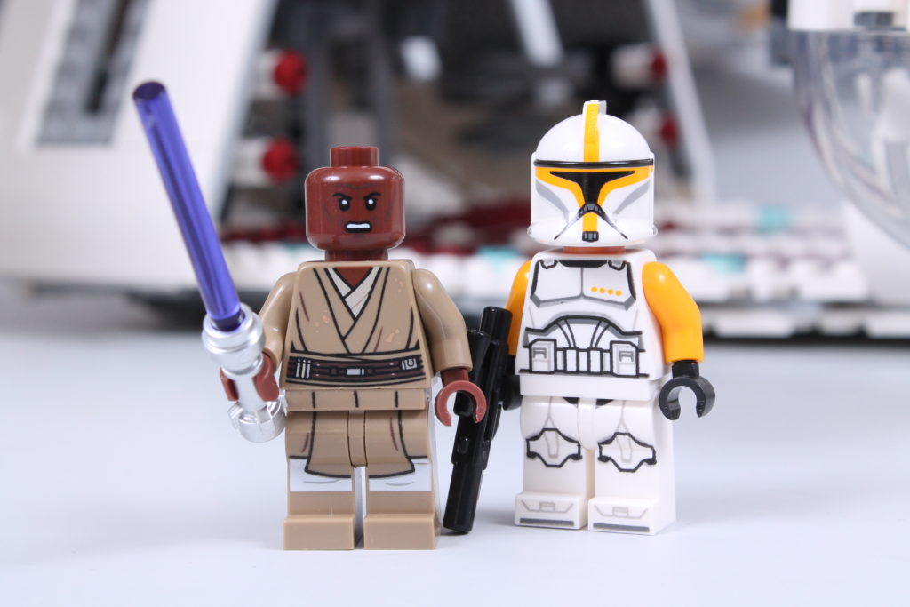 LEGO Star Wars 75309 Republic Gunship review 56