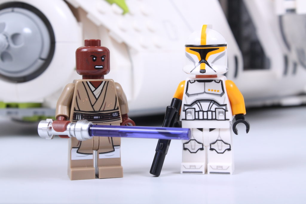 LEGO Star Wars 75309 Republic Gunship review 57