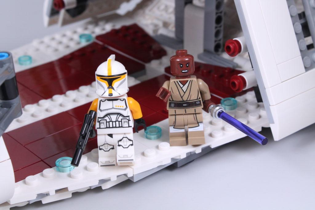 LEGO Star Wars 75309 Republic Gunship review 58