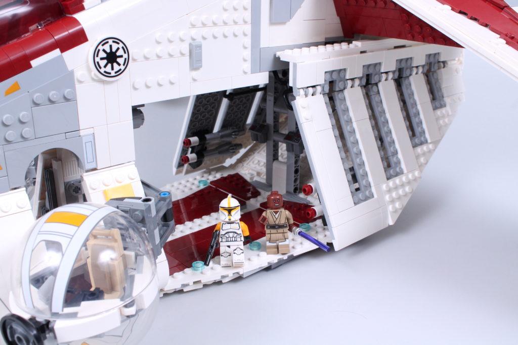 LEGO Star Wars 75309 Republic Gunship review 59
