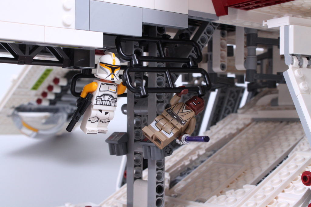 LEGO Star Wars 75309 Republic Gunship review 60