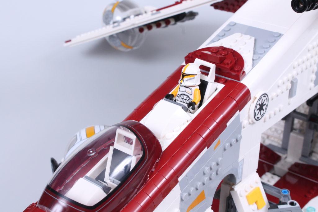 LEGO Star Wars 75309 Republic Gunship review 63