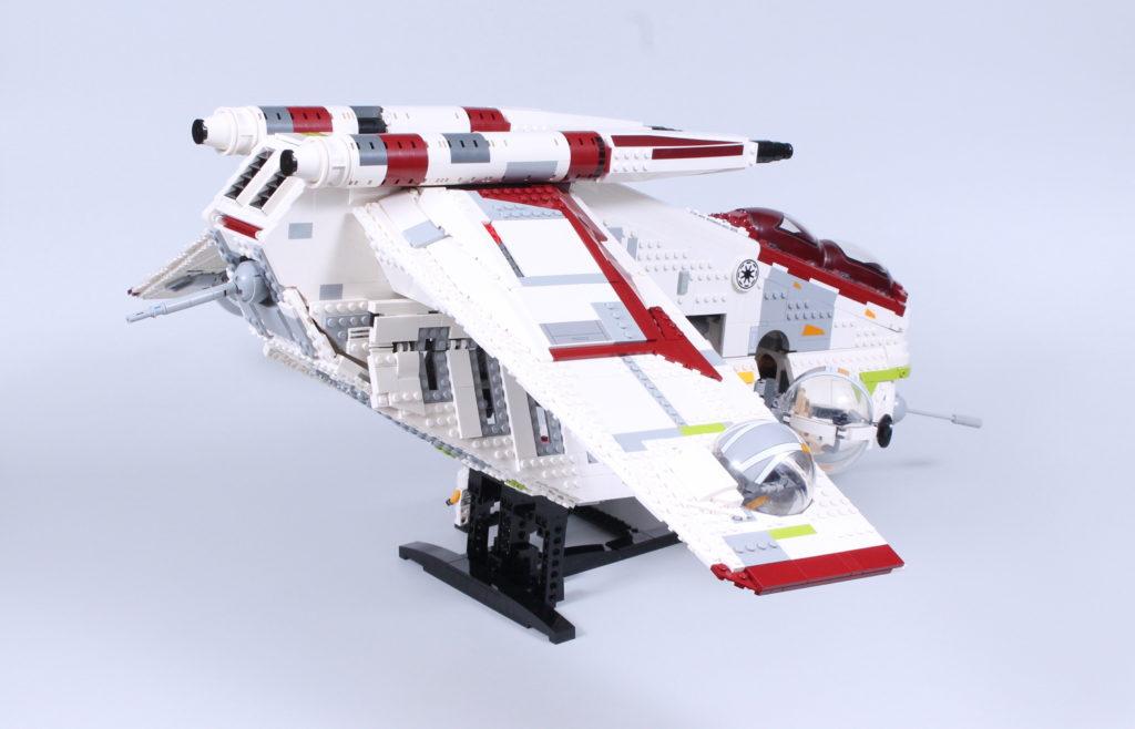 LEGO Star Wars 75309 Republic Gunship review 7