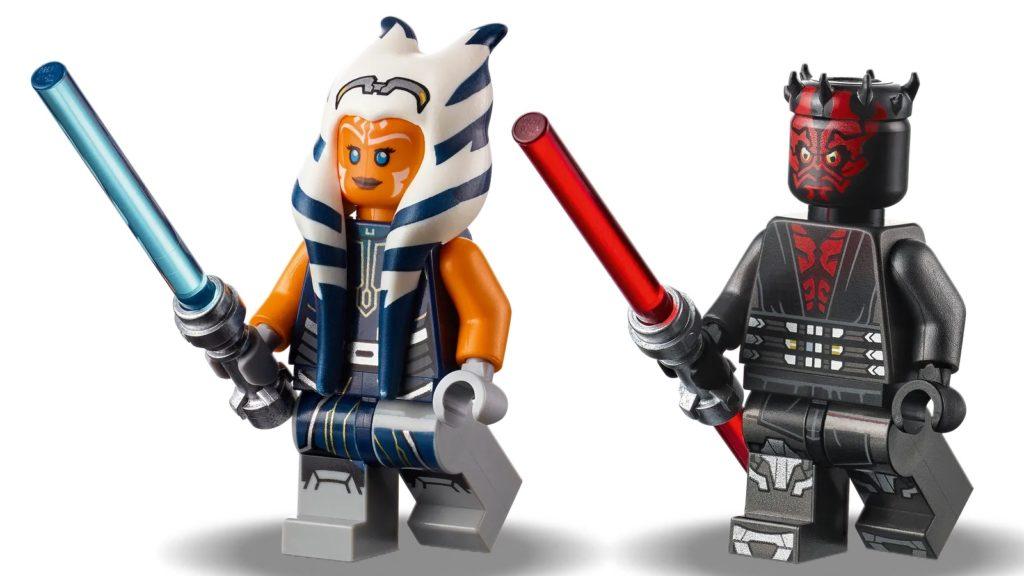 LEGO Star Wars 75310 Duel on Mandalore 2