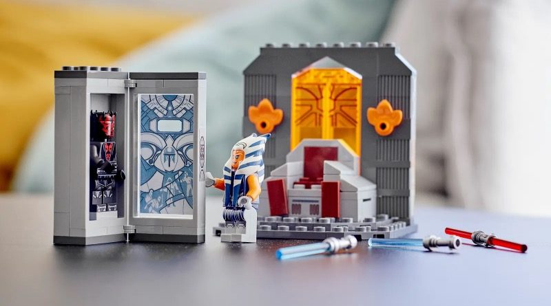 LEGO Star Wars 75310 Duel on Mandalore featured