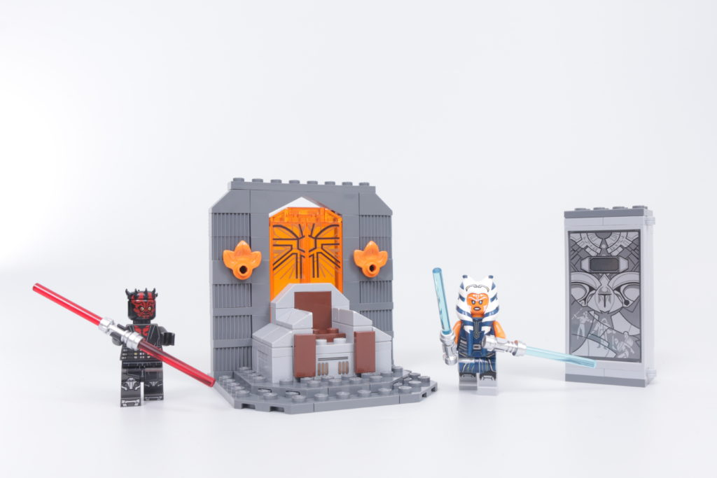 LEGO Star Wars 75310 Duel on Mandalore review 1