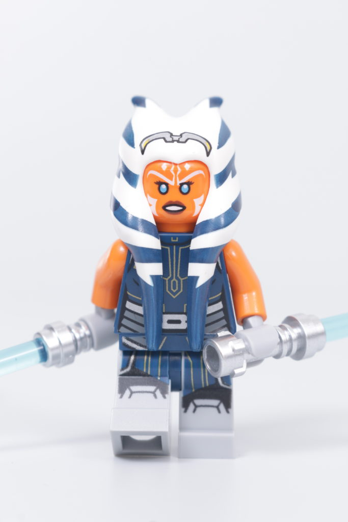 LEGO Star Wars 75310 Duel on Mandalore review 15