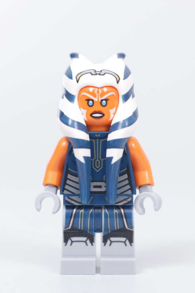 LEGO Star Wars 75310 Duel on Mandalore review 16