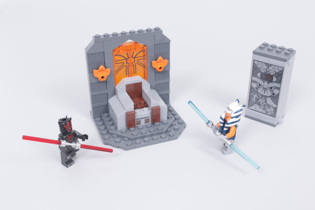 LEGO Star Wars 75310 Duel on Mandalore review 2