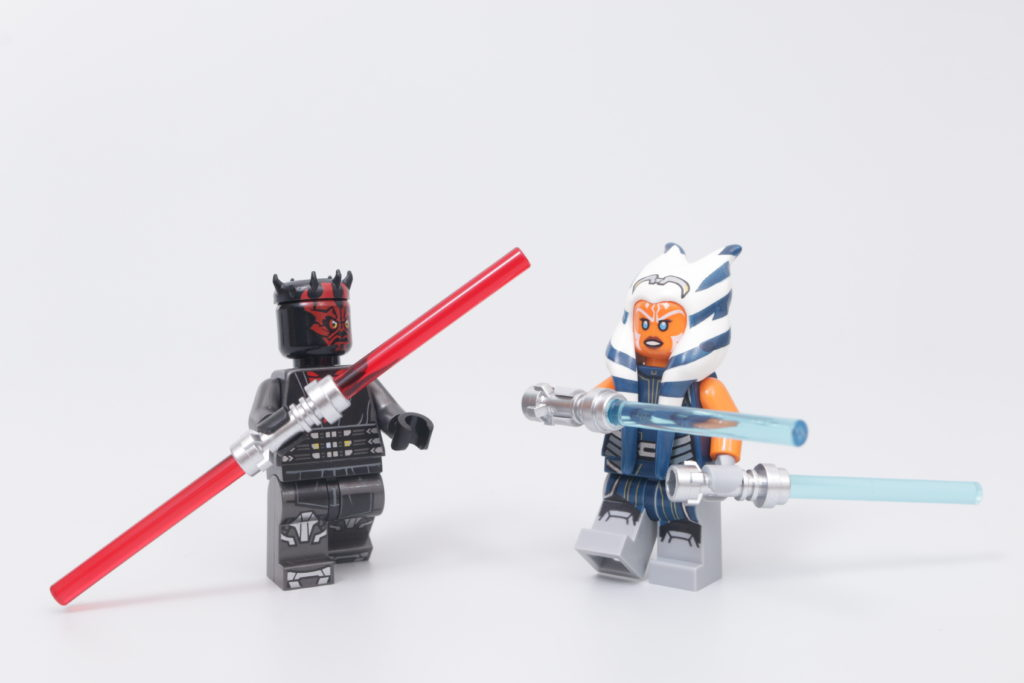 LEGO Star Wars 75310 Duel on Mandalore review 21