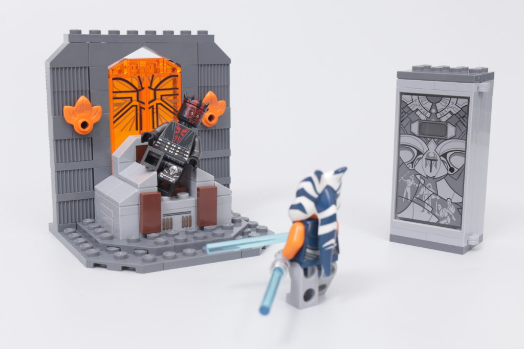LEGO Star Wars 75310 Duel on Mandalore review 22