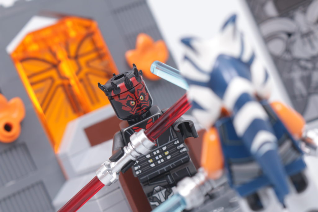 LEGO Star Wars 75310 Duel on Mandalore review 3