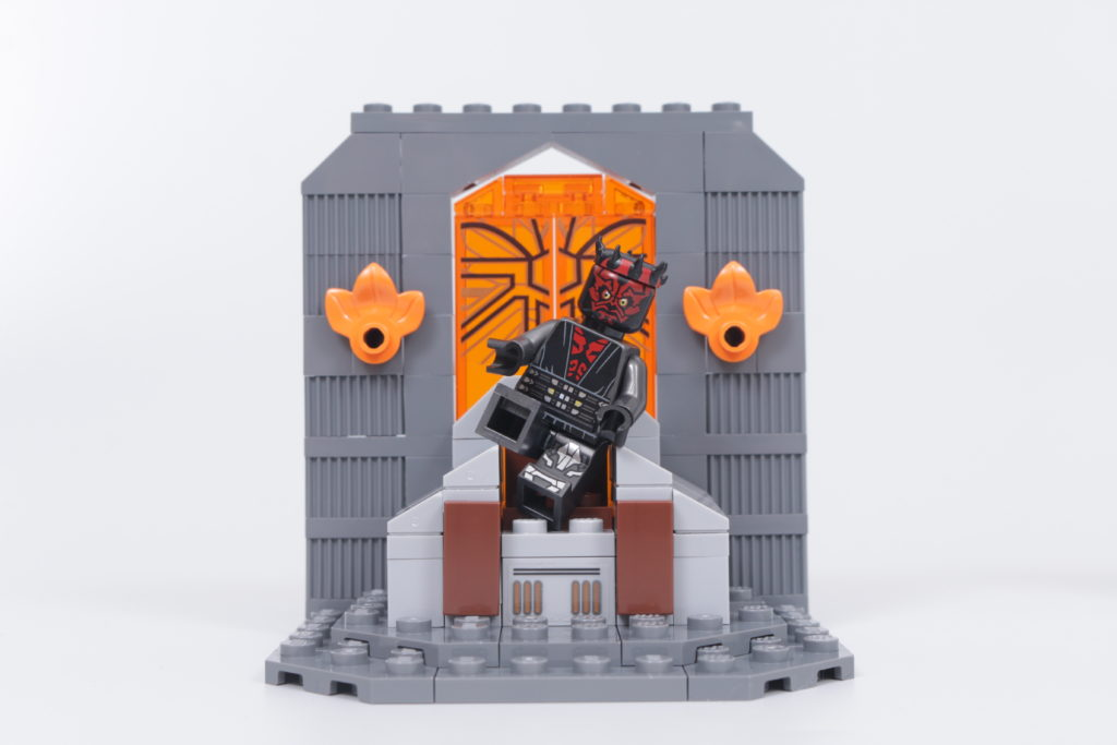 LEGO Star Wars 75310 Duel on Mandalore review 4