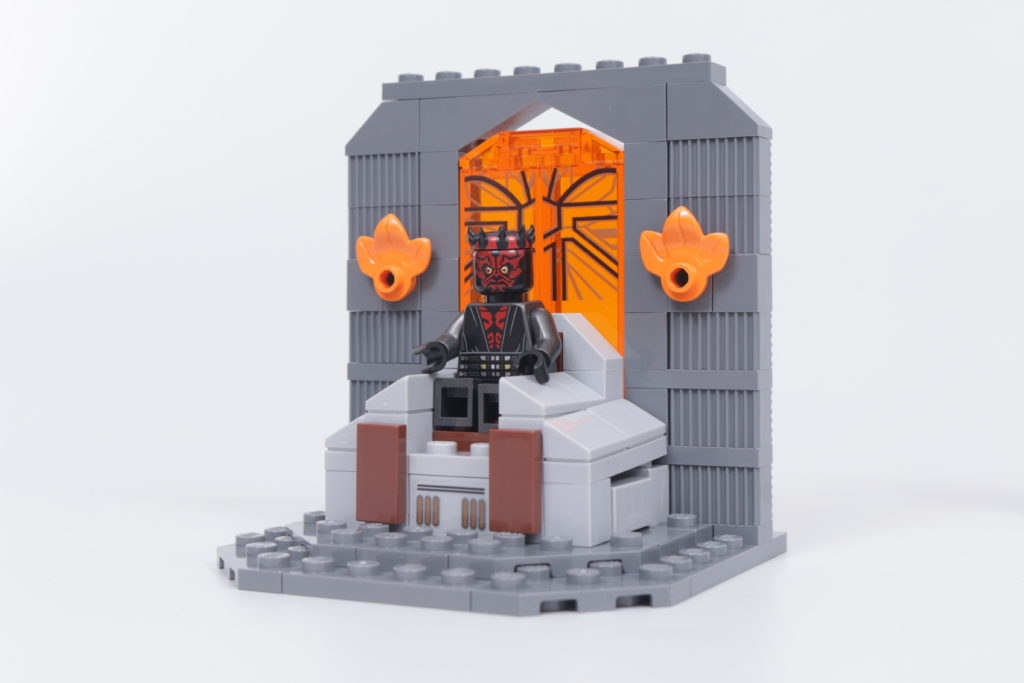 LEGO Star Wars 75310 Duel on Mandalore review 5