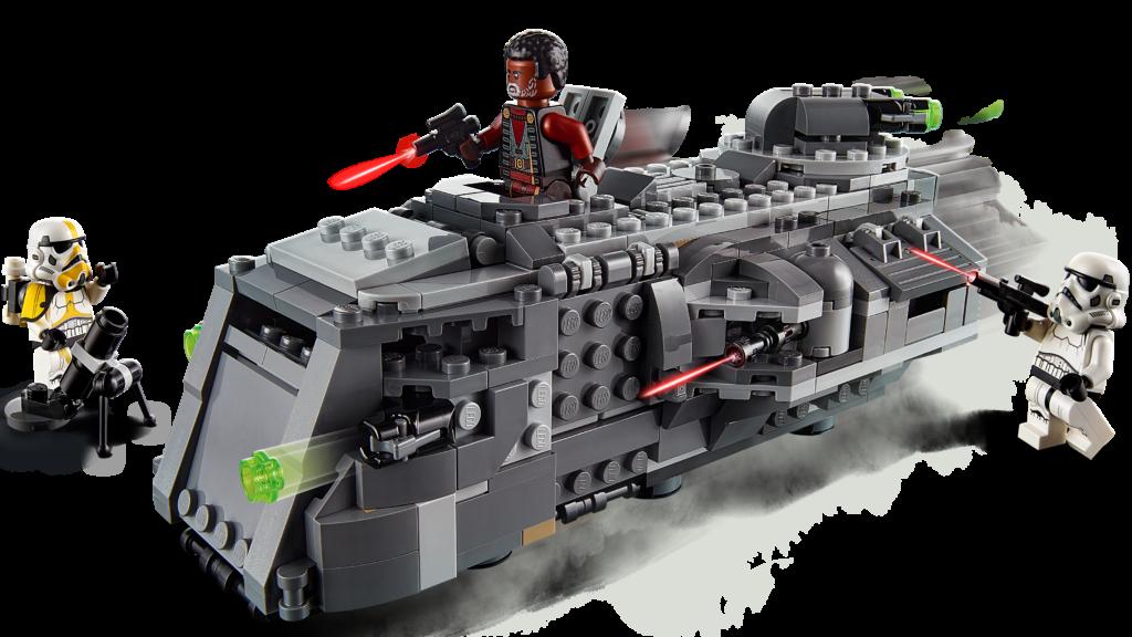 LEGO Star Wars 75311 Imperial Armored Marauder 2