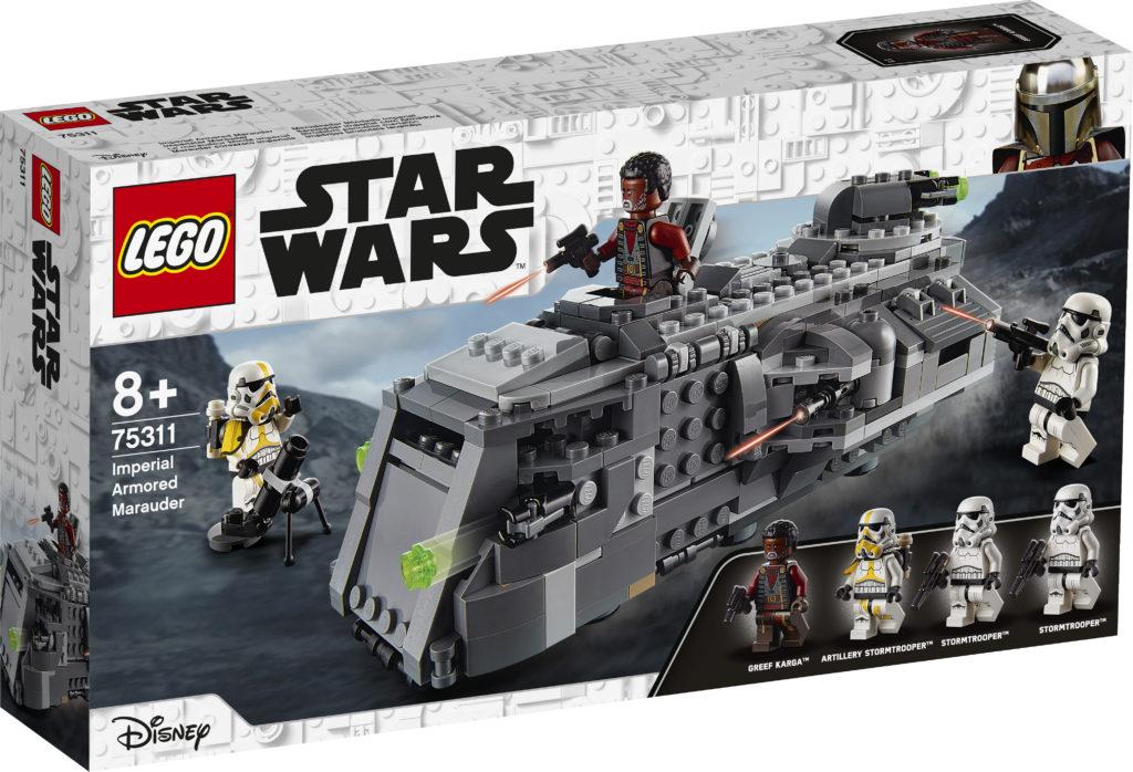 LEGO Star Wars 75311 Imperial Armored Marauder 4
