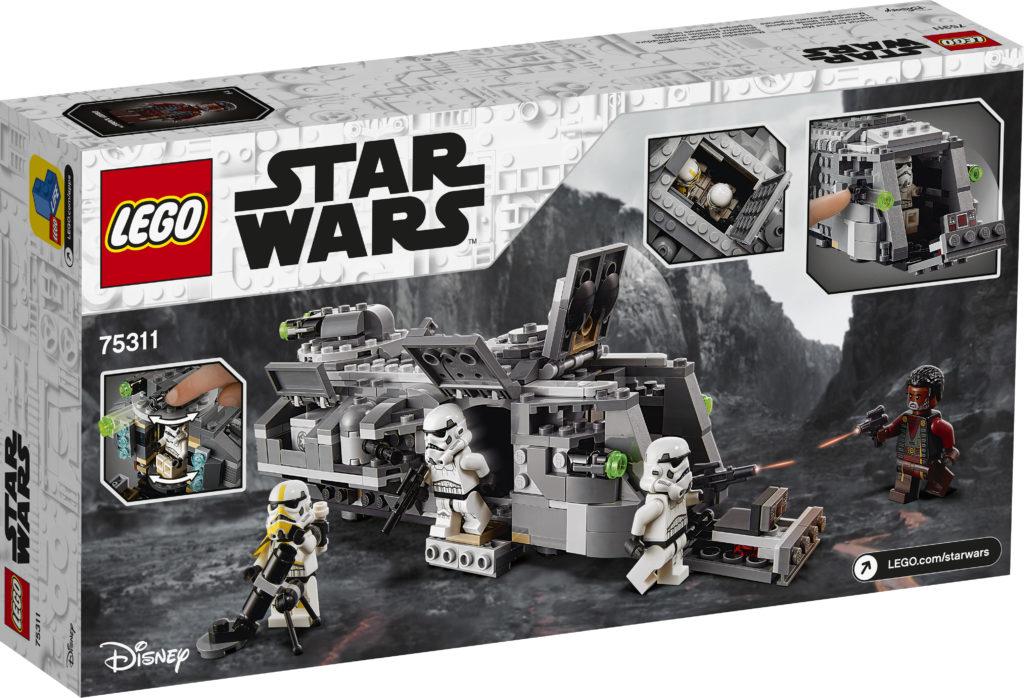 LEGO Star Wars 75311 Imperial Armored Marauder 5