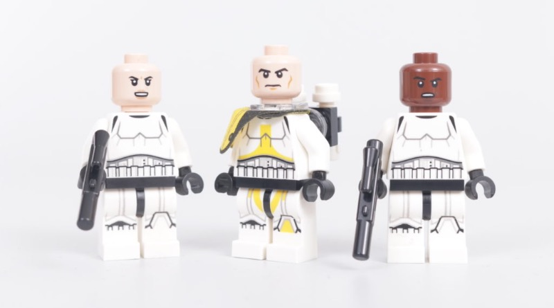 LEGO Star Wars 75311 Imperial Armored Marauder Stormtroopers Featured