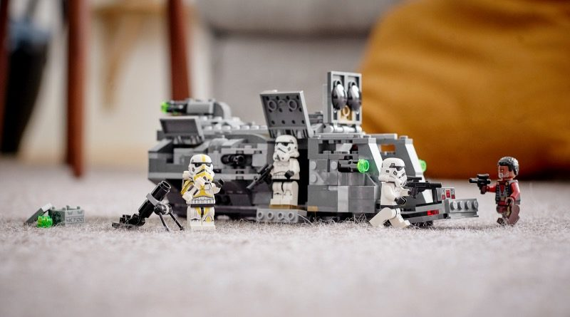 LEGO Star Wars 75311 Imperial Armored Marauder featured