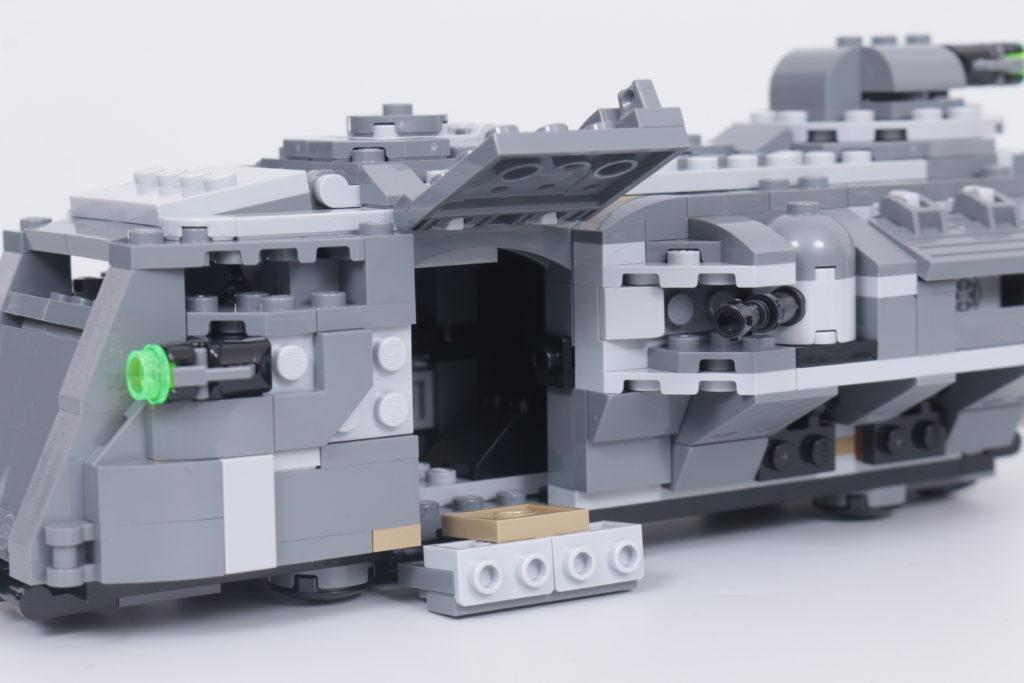 LEGO Star Wars 75311. 11 Imperial Armored Marauder მიმოხილვა